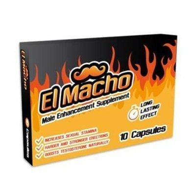 el macho for men